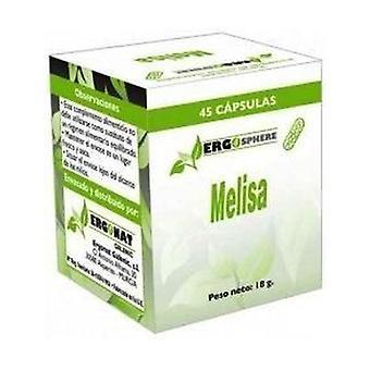 Melisa Ergosphere 45 capsules