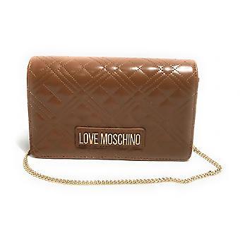 Женская сумка Любовь Moschino Плечевой ремень в эко-коже Стеганая кожа Цвет B21mo142