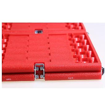 Portable Foldable Car Escape Mat Non-slip Pad Mat Tire Grip (1 Pc)