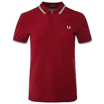 Fred Perry Polo doble con punta M3600 122