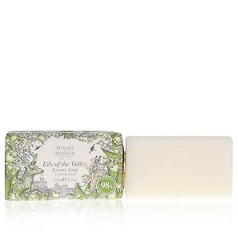 Lily Of The Valley (woods Of Windsor) Soap By Woods Of Windsor 6.7 oz Soap