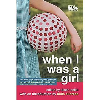Da jeg var en pige