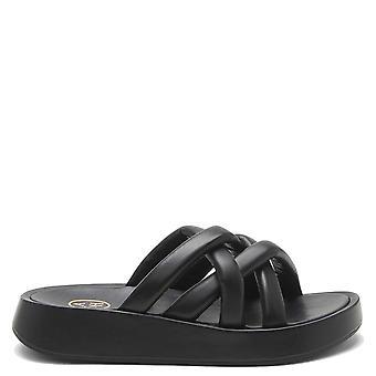 Ash Footwear Vanessa-nappa Foulard Black