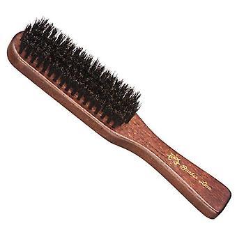 Eurostil Barber Brush Ocean Wood Barber line