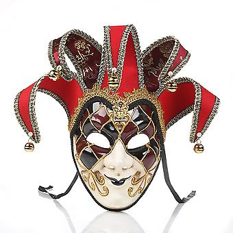 Venise Masque Masque Halloween Decoration Party Cosplay Fournitures