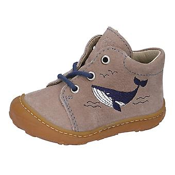 RICOSTA Short Laced Boot With Whale