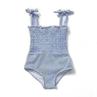 Baby meisjes badpak een stuk UPF 50 + zonbescherming badmode
