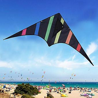 Funny Outdoor Triangle Kite, Line With Flying Handle Stunt, Outdoor Toy,
