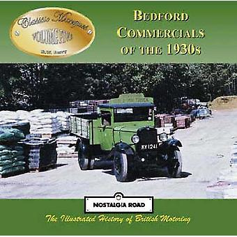 Bedford Commercials of the 1930s by Robert W Berry