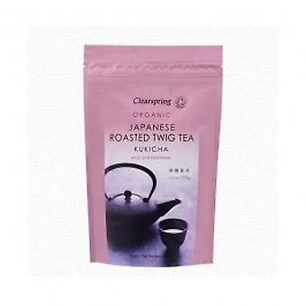Clearspring - Organic roasted Kukicha Twig Tea 125g