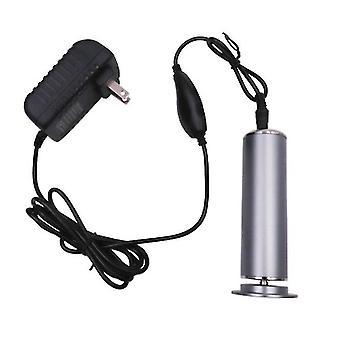 Eu plug gray electric foot grinder, electric peeling machine, pedicure tool set az15169