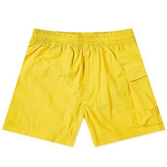 Y-3 Super Yellow Utility Swim Shorts