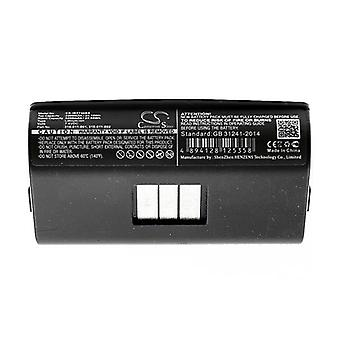 Cameron Sino Irt730Bx Battery Replacement For Intermec Barcode Scanner