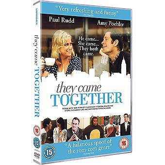 De kom tillsammans DVD