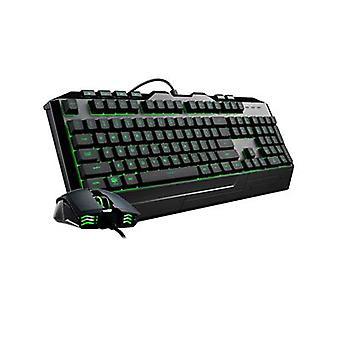 Cooler Master Devastator 3 USB LED Gaming Keyboard & Mouse Bundle