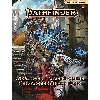 Pathfinder Advanced Playerin oppaan merkkiarkkipaketti