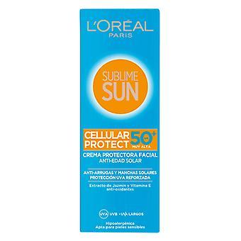 كريم الشمس سامية الشمس L & apos; Oreal يشكلون Spf 50 (75 مل)