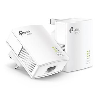 TP-LINK AV1000 1000 Mbit/s Ethernet LAN Wit 2 pc(s) UK Plug