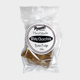 New Romneys White Chocolate Fudge 150g Natural
