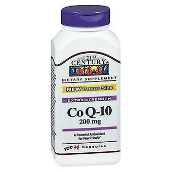 21st Century Co Q-10, 200 mg, 120 Caps