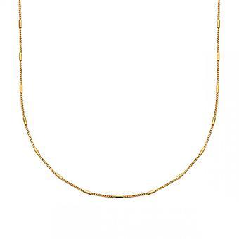 Ketting-Vrouw-YU0UW54-- Gouden Plaat