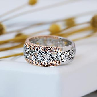 Engagement Promise Ring