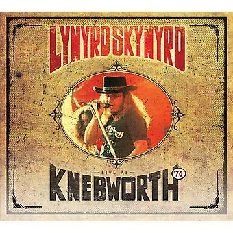 Lynyrd Skynyrd Ao Vivo em Knebworth 76 DVD (2021) Lynyrd Skynyrd cert E 2 discos Região 2