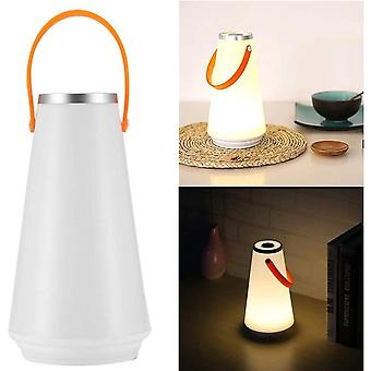 Wireless Led Nightstand Lamp At Home Usb Rechargeable Touch Switch Light Switch For Outdoor Camping