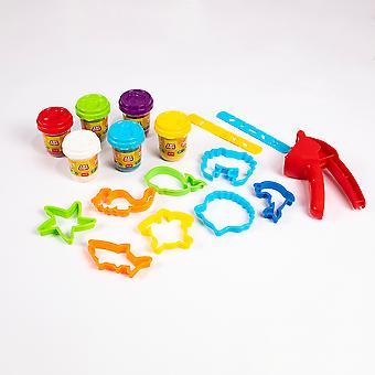 Dede Art Craft Talented Hands Dough Set , Educational Toy Set, Children, Dough Set