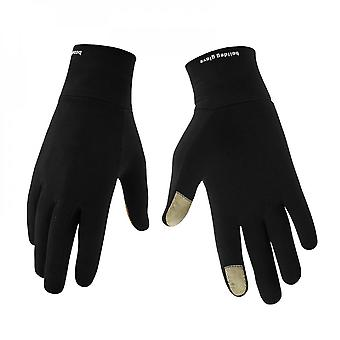 Winter Outdoor Cold Proof Flexible Touch Screen Gloves Frosted Leica Typing Mouse Warm Riding Gloves