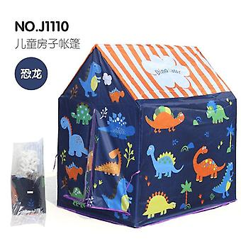 Kannettava taitettava teltta Cubby Play House