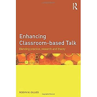 Enhancing Classroom-based Talk: Blending practice, research and theory