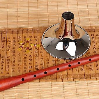Clé d'instrument de musique à vent folklorique