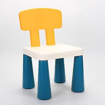 Children''s Plastic Easy To Assemble  Small Chair