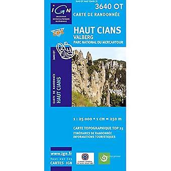 Haut Cians / Valberg / PN� du Mercantour: 2011