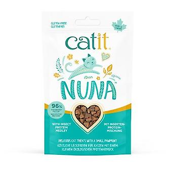Catit Nuna Snack Snack Insect Protein Blend (Cats , Treats , Biscuits)