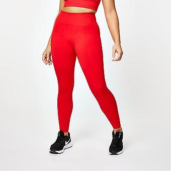 USA Pro Womens X Courtney Black Spicy Seamless Legging Yoga Trousers Bottoms