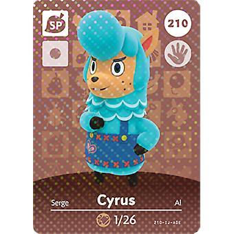 Amiibo-Kreuzungskarte Nr.181-210 - Spielkarten