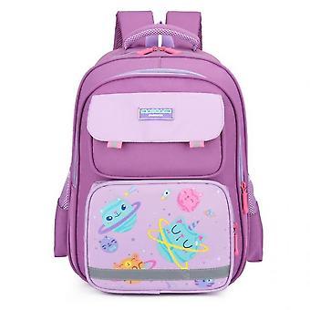 Caraele Cartoon Little Dinosaur Children Backpacks, Waterpoor Kids Bookbags