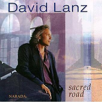 David Lanz - Sacred Road [CD] USA import