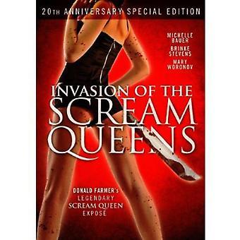 Invasion of the Scream Queens [DVD] USA import