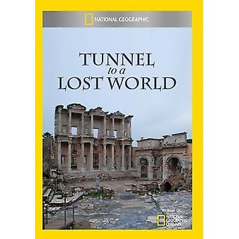 Tunnel to a Lost World [DVD] USA import