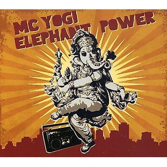 Mc Yogi - Elephant Power [CD] USA import