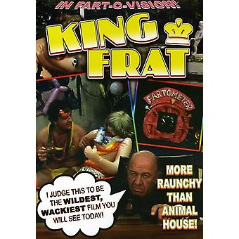 King Frat [DVD] USA import