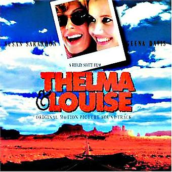 Various Artists - Thelma & Louise [CD] USA import