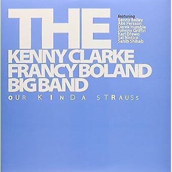 Kenny Clarke & Francy Boland Big Band - Our Kinda Strauss [Vinyl] USA import