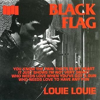 Black Flag - Louie Louie [CD] USA import