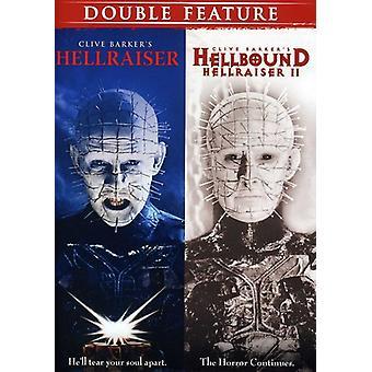 Hellraiser/Hellbound: Hellraiser 2 [DVD] USA import
