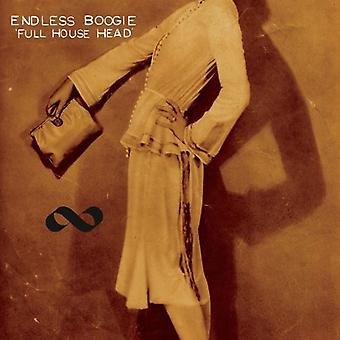 Endless Boogie - Full House Head [CD] USA import
