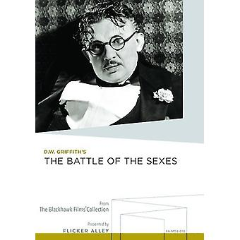 Battle of the Sexes [DVD] USA import